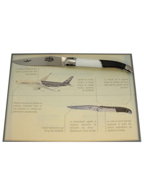 NAVAJA LAGUIOLE A350 XWB