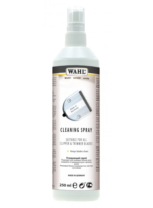 CLEANING SPRAY WAHL 250 ml.
