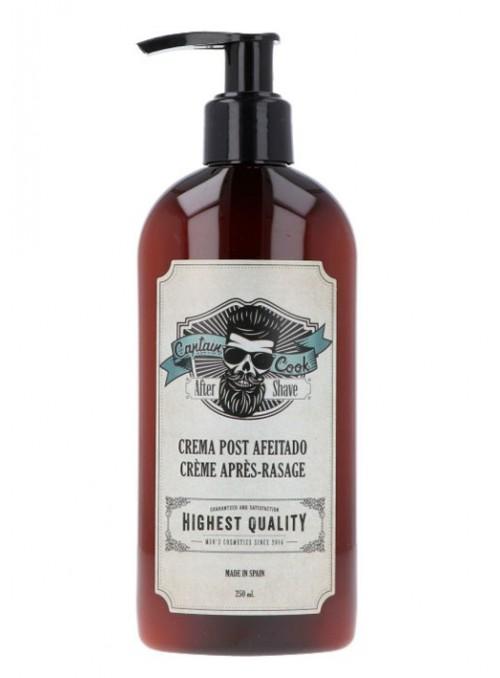 Crema post-afeitado Captain Cook 250 ml.